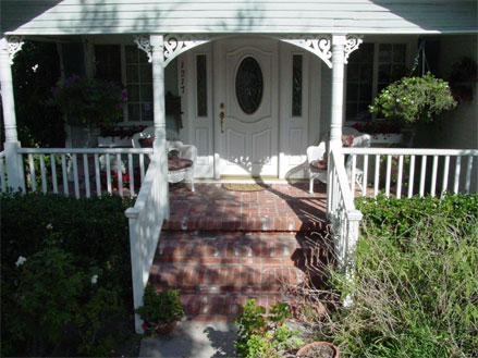 Front Porch Masonry in Los Angeles