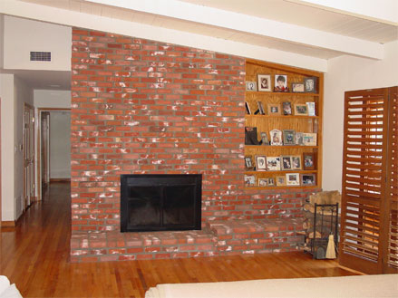 Fireplaces with Den Masonry in Los Angeles